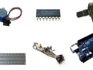 用 Arduino 控制步进电机实验
