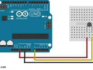 Arduino温度传感器全系列使用详解