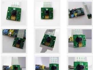视频演示如何给树莓派安装摄像头模块