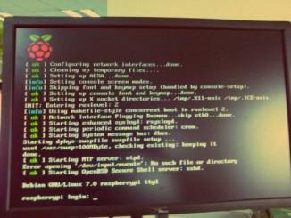 树莓派内核(Kernel)的交叉编译