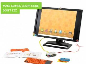 Kano kit,基于树莓派的PC产品