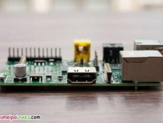 获取树莓派当前状态和数据(温度、CPU、内存、硬盘)