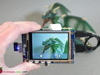 用树莓派打造一个带WIFI的数码照相机