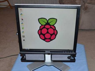 打造一台树莓派一体机