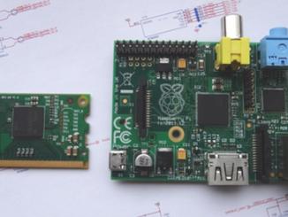 树莓派发布面向工业用途的计算模块