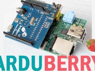 兼修树莓派和Arduino两家之长的Arduberry