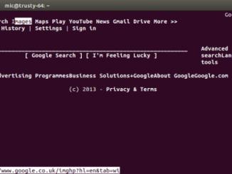 树莓派:把命令行当做Web浏览器使