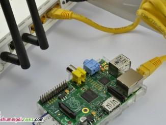 树莓派用作DNS查询服务器实现上网加速
