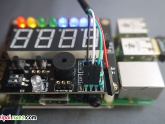 树莓派上使用串口调试工具xgcom
