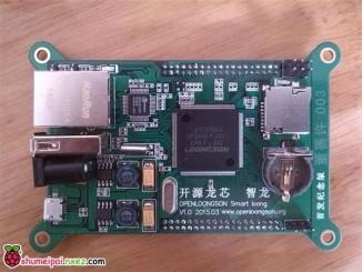 """国产百元""""树莓派""""龙芯开源主板"""