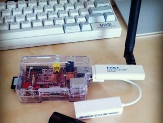 安装OpenWrt将树莓派变身为全能路由器