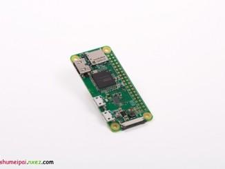 新产品:Raspberry Pi Zero W 发布