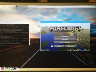 树莓派安装运行 Minecraft 1.8.9 教程