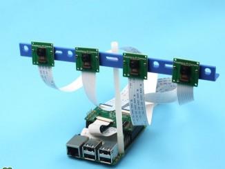 用树莓派做 RTMP 流直播服务器,可推送至斗鱼直播