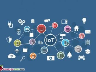 Python+树莓派制作IoT(物联网)门控设备