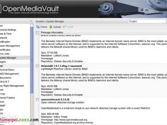 樹莓派網絡存儲(NAS) OpenMediaVault 安裝配置