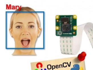 用树莓派实现实时的人脸检测