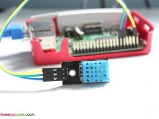 使用 Adafruit 读取 DHT11 温湿度传感器