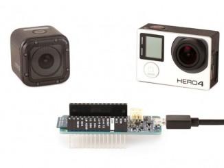 用 Arduino 自製 GoPro 無線控制器
